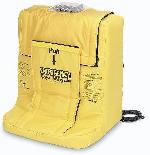 Bradley S19-921H Emergency Eyewash On Site Gravity Fed With Heater Jacket