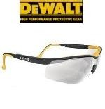 DeWalt Safety Glasses DC Dual Comfort Clear Anti-Fog Lens  DPG55-11