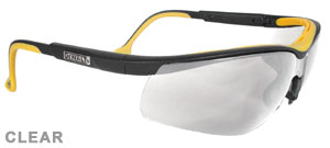 DeWalt Safety Glasses DC Dual Comfort Clear Lens  DPG55-1