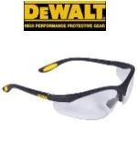 DeWalt Safety Glasses Reinforcer Clear Anti-Fog Lens  DPG58-11D