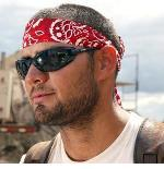 Ergodyne Chill-Its 6700 Cooling Bandana Headband