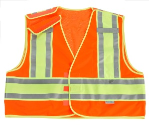 Ergodyne High Vis GloWear Public Safety Vest 8245PSV