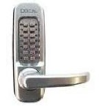 Lockey 1150 Keyless Mechanical Digital Spring Latch Door Lock