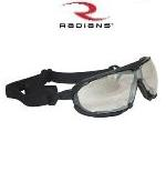 Radians Safety Glasses Goggles Dagger Indoor/Outdoor Anti Fog Lens Model DG1-91