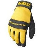 DeWalt Gloves Multipurpose Synthetic Leather DPG20