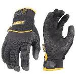 DeWalt Gloves ToughTanned Premium Leather Palm DPG220