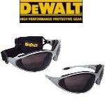 DeWalt Safety Goggles Glasses Framework Smoke Lens DPG95-2