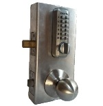 Lockey Keyless Gate Lock Kit GB210 DC Plus