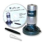 Carson MM-740 zPix Zoom Digital Microscope 26X-130X