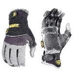 DeWalt Gloves 3-Finger Synthetic Leather Framer DPG240