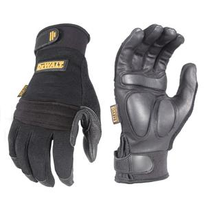DeWalt Gloves Vibration Reducing Premium Padded DPG250