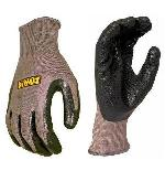 DeWalt Gloves UltraDex Dotted Nitrile Dip DPG68