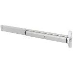 Lockey PB1100 Narrow Stile Store Front Rim Type Panic Exit Aluminum 36