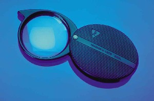 Bausch & Lomb Folding Pocket Magnifier 81-23-54