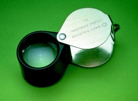 Bausch & Lomb Hastings Triplet Magnifier 81-61-68