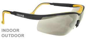DeWalt Safety Glasses DC Dual Comfort Indoor/Outdoor Lens  DPG55-9