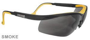 DeWalt Safety Glasses DC Dual Comfort Smoke Lens  DPG55-2