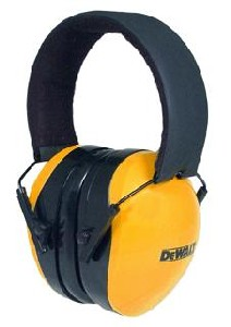 DeWalt Interceptor Hearing Protection Earmuffs