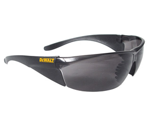DeWalt Safety Glasses Structure Smoke Lens Model DPG93-2