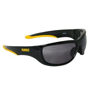 DeWalt Safety Glasses Dominator Smoke Lens DPG94-2D
