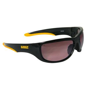 DeWalt Safety Glasses Dominator Gradient Lens DPG94-GLD