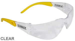 DeWalt Safety Glasses Protector Clear Lens  DPG54-1D