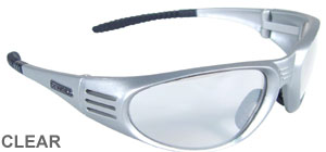 DeWalt Safety Glasses Ventilator Clear Lens  DPG56-1D