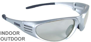 DeWalt Safety Glasses Ventilator Indoor Outdoor Lens  DPG56-9D