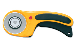 OLFA Rotary Cutter Deluxe RTY-3/DX Model 9655