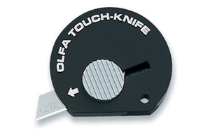 OLFA Touch Knife TK-4B Model 9537
