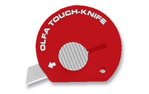 OLFA Touch Knife TK-4R Model 9538