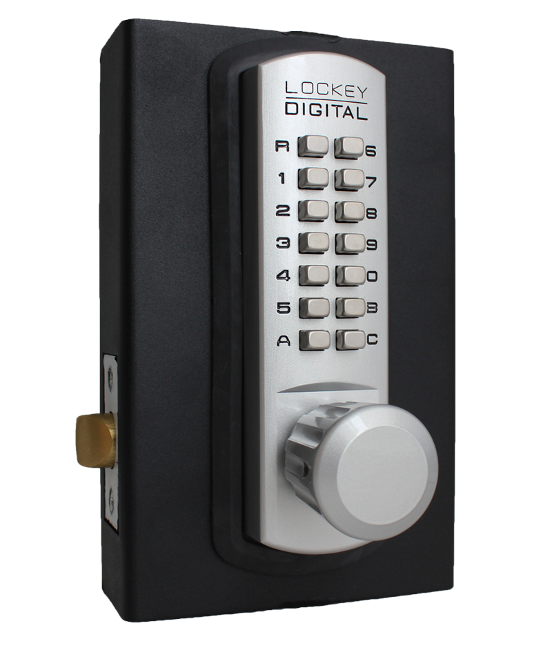 Lockey 3830 Keyless Mechanical Passage Knob Lock
