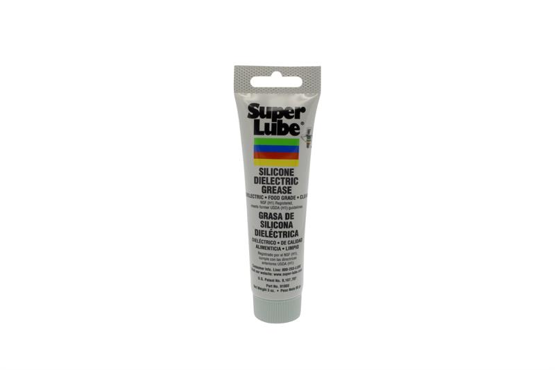 Super Lube Silicone Dielectric Grease 91003 3 oz Tube