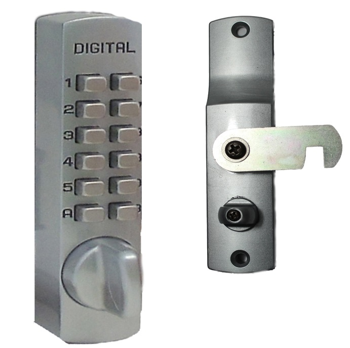 Lockey C170 Keyless Mechanical Digital Cabinet Lock