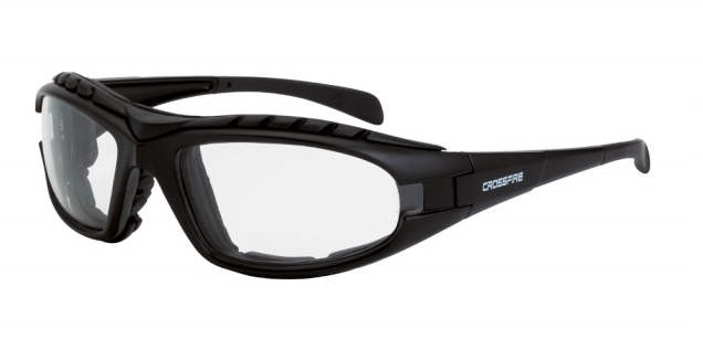Crossfire Safety Glasses Diamond Back 2724 AF Foam Lined