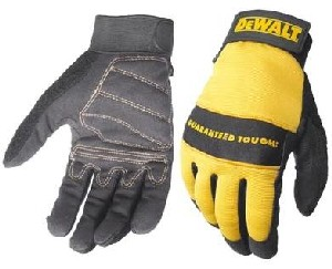 DeWalt DPG20 Gloves Multipurpose Synthetic Leather
