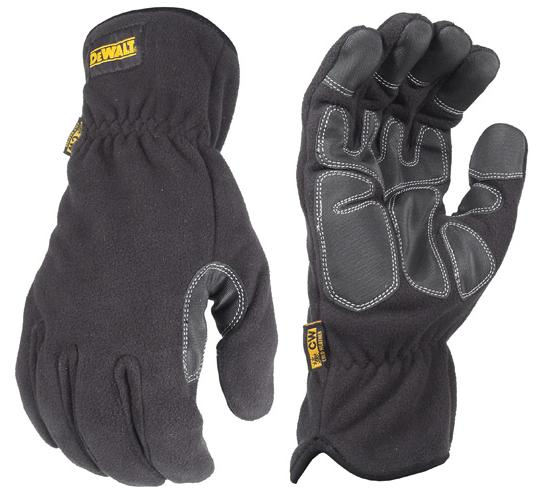 DeWalt DPG740 Gloves Mild Condition Fleece
