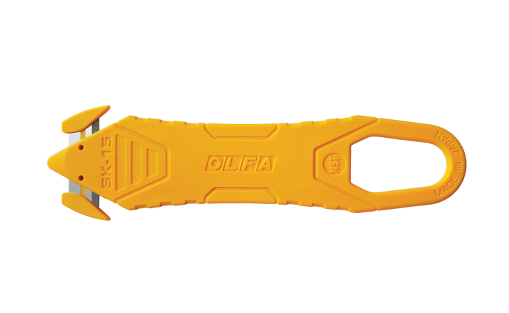 OLFA Disposable Concealed Blade Safety Knife SK-15 Model 1136359