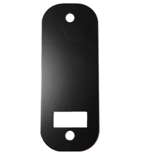 Lockey T-Metal Cover Plate for 2000 & 3000 Series