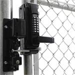 Lockey SUMO GL2 Surface Mount Gate Lock With Chain Link Adapter