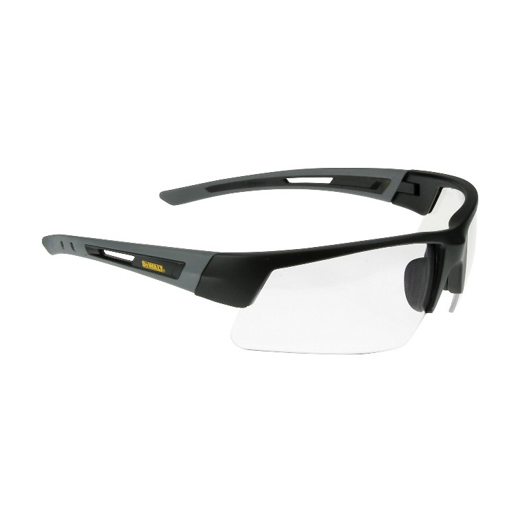 DeWalt Safety Glasses Crosscut Clear Lens DPG100-1