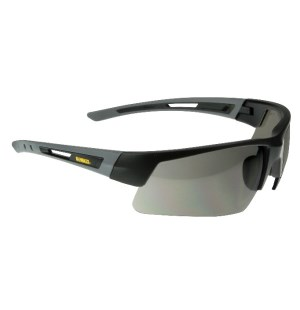 DeWalt Safety Glasses Crosscut Smoke Lens DPG100-2