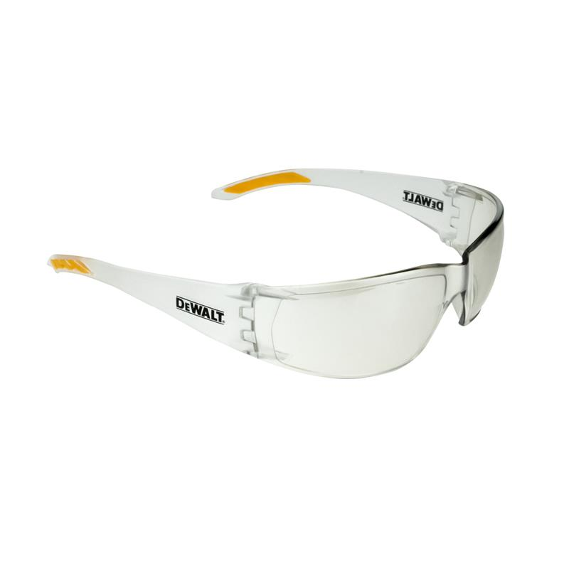 DeWalt Safety Glasses Rotex Clear Lens Model DPG103-1D