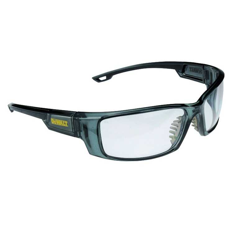 DeWalt Safety Glasses Excavator Clear Anti Fog Lens DPG104-11
