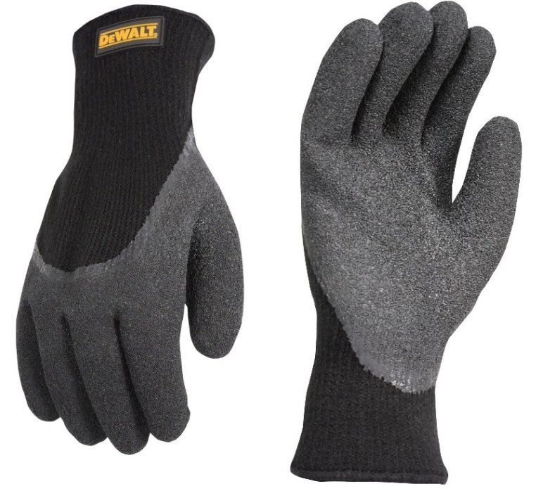 DeWalt DPG736 Gloves Thermal Gripper Cold Weather