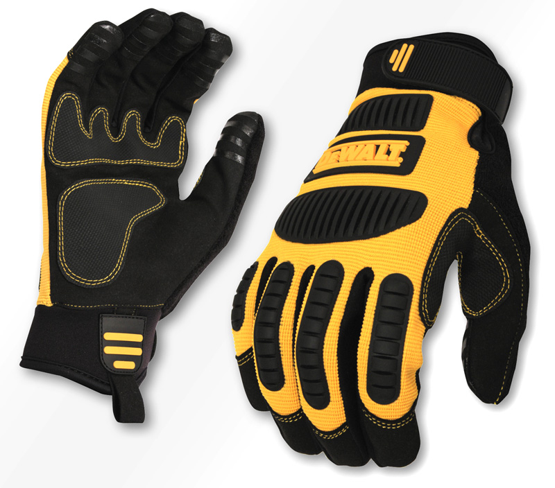 DeWalt DPG780 Gloves Performance Mechanics