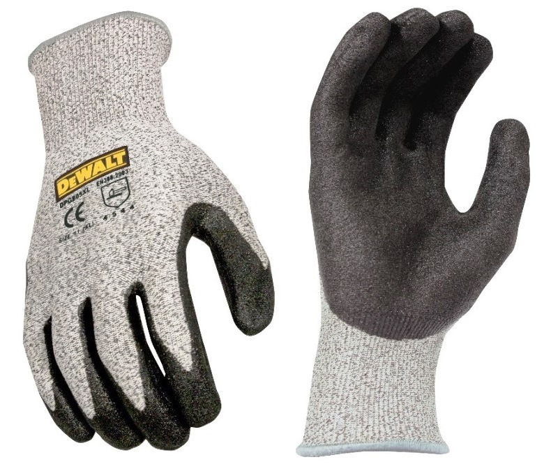 DeWalt Gloves Cut Protection DPG805
