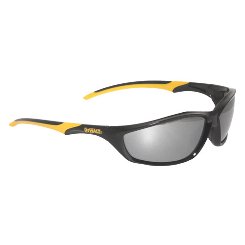 DeWalt Safety Glasses Router Silver Mirror Lens Model DPG96-6D