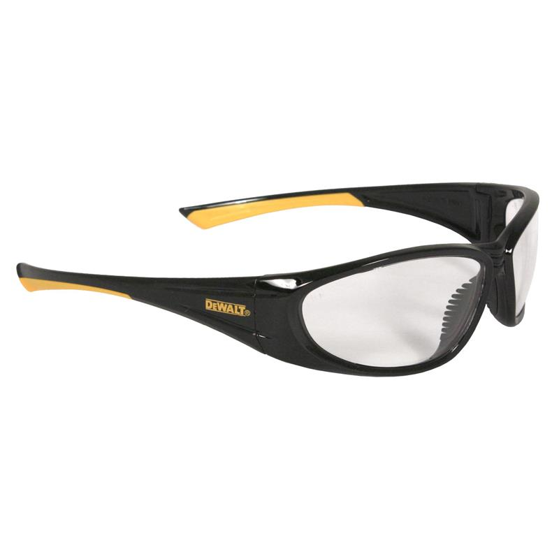 DeWalt Safety Glasses Gable Clear Lens DPG98-1