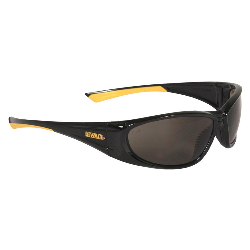 DeWalt Safety Glasses Gable Smoke Lens DPG98-2